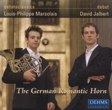 German Romantic Horn Works - CD Audio