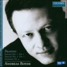Complete Works for Solo P - CD Audio di Johannes Brahms