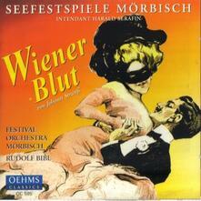 Wiener Blut - CD Audio di Johann Strauss