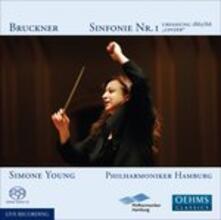 Symphonie n.1, Linz Vers - SuperAudio CD di Anton Bruckner