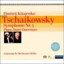 Sinfonia n.5 - SuperAudio CD di Pyotr Ilyich Tchaikovsky