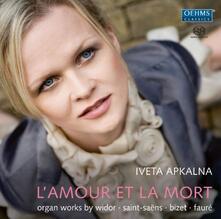 L'amour Et La Mort - CD Audio