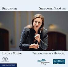 Sinfonie Nr. 6 - SuperAudio CD di Anton Bruckner