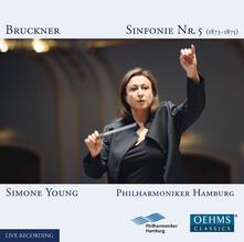 Sinfonia n.5 in B - Flat M - SuperAudio CD di Anton Bruckner