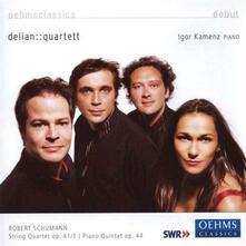 Quartetto per Archi op.41 n.1 - CD Audio di Robert Schumann