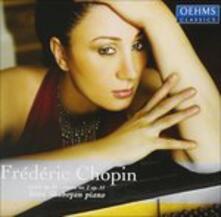 Studi Op.10 - Sonata No. 2 - CD Audio di Fryderyk Franciszek Chopin