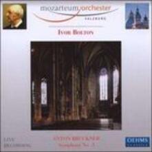 Sinfonia n.3 - CD Audio di Anton Bruckner