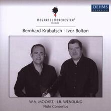 Concertos for Flute & Orc - CD Audio di Wolfgang Amadeus Mozart