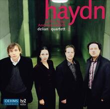 Quartetti per Archi op.76 - 4 & - CD Audio di Franz Joseph Haydn