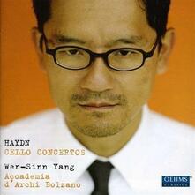 Cello Concertos - Violin co - CD Audio di Franz Joseph Haydn