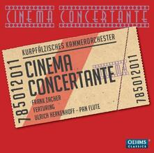 Cinema Concertante - CD Audio