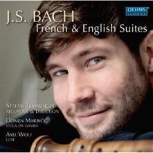 English Suite No. 2 - French - CD Audio di Johann Sebastian Bach