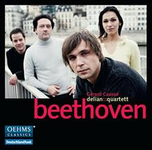 Quatuor - Fugue - Quintette - CD Audio di Ludwig van Beethoven