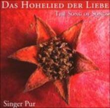 Song of Songs - CD Audio di Singer Pur