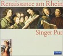 Rhineland Renaissance - CD Audio di Singer Pur