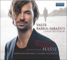 Hasse Reloaded - CD Audio di Valer Sabadus