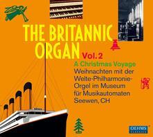 Britannic Organ vol.2 - CD Audio