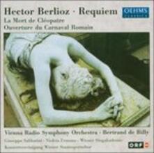 Requiem - La Mort De Cleopa - CD Audio di Hector Berlioz