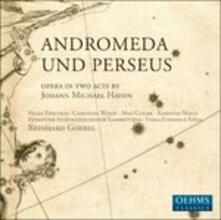 Andromeda Und Perseus - CD Audio di Johann Michael Haydn
