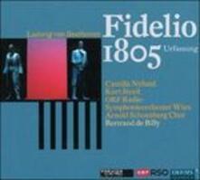 Fidelio - CD Audio di Ludwig van Beethoven