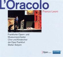 L'Oracolo - CD Audio di Franco Leoni