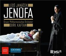 Jenufa - CD Audio di Leos Janacek