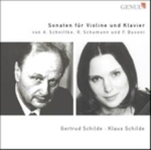 Sonata n.3 - CD Audio di Alfred Schnittke