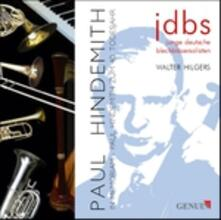 In Memoriam - 40° Anniversario Della Morte di Paul Hindemith - CD Audio di Paul Hindemith,Walter Hilgers