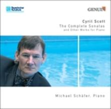 Sonate per pianoforte n.1, n.2, n.3 - CD Audio di Cyril Meir Scott,Michael Schaefer