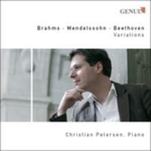 Variazioni e Fuga su Un Tema di Handel Op.24 - CD Audio di Johannes Brahms