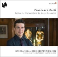 Suites per clavicembalo - CD Audio di Louis Couperin