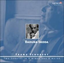Sonate D784, D959 - CD Audio di Franz Schubert,Paul Badura-Skoda