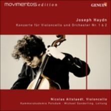 Concerti per violoncello n.1, n.2 - CD Audio di Franz Joseph Haydn