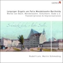 The Mendelssohn Organs in Leipzig - CD Audio di Felix Mendelssohn-Bartholdy