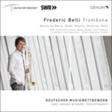 Deutscher Musikwettbewerb - CD Audio di Frederic Belli