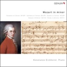 Mozart in Minor - CD Audio di Wolfgang Amadeus Mozart,Konstanze Einckhorst