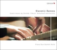 Danze slave per pianoforte a 4 mani - CD Audio di Duo Pianistico Danhel e Kolb
