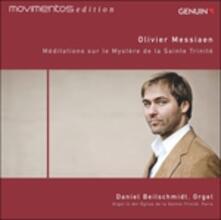 Méditations Sur Le Mystère De La Sainte Trinité - CD Audio di Olivier Messiaen