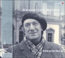 Piano Memories - CD Audio di Sebastian Benda