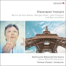 Classiques français - CD Audio di Thomas Clamor