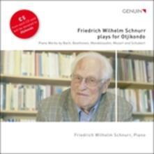 Schnurr Plays for Otjikondo - CD Audio di Friedrich Wilhelm Schnurr