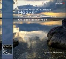 Quartetti n.14, n.15 - CD Audio di Wolfgang Amadeus Mozart