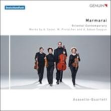 Marmarai. Oriental Contemporary - CD Audio di Asasello Quartet