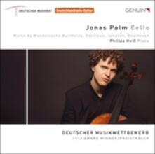 Sonata per violoncello n.2 / Sonata per violoncello n.5 / Pohádka / Trois strophes sur le nom de Sacher - CD Audio di Ludwig van Beethoven,Henri Dutilleux,Leos Janacek,Felix Mendelssohn-Bartholdy