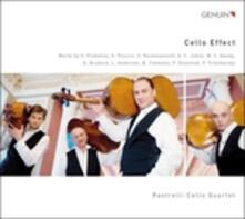 Cello Effect - CD Audio di Rastrelli Cello Quartet