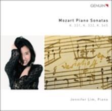 Sonata per pianoforte - CD Audio di Wolfgang Amadeus Mozart