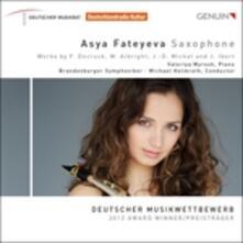 Recital - CD Audio di Asya Fateyeva