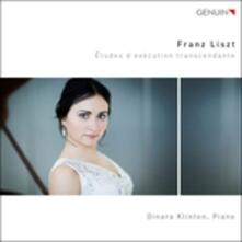 Études d'exécution transcendante - CD Audio di Franz Liszt