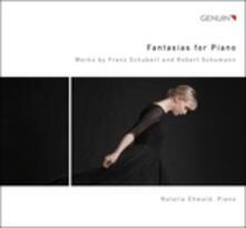 Fantasie per pianoforte - CD Audio di Franz Schubert,Robert Schumann