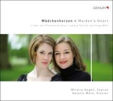 Lieder - CD Audio di Richard Strauss